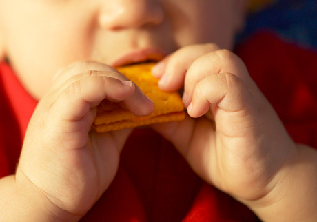 Want to raise a non-picky eater?