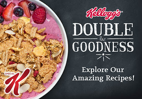 Explore our amazing recipes!