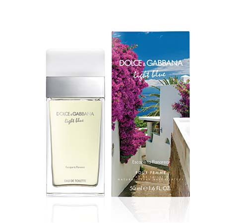 Light Blue Escape To Panarea Eau de Toilette