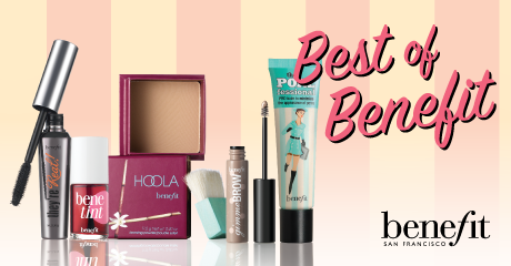 Real Innovation Complexion POREfection Best of Benefit