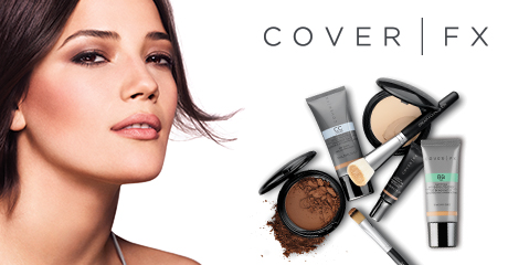 Cover FX Foundation Coverage