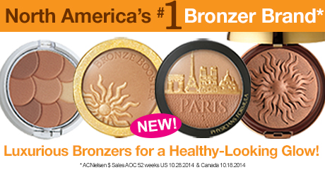 Luxurious Bronzers for a Healthy-Looking Glow!