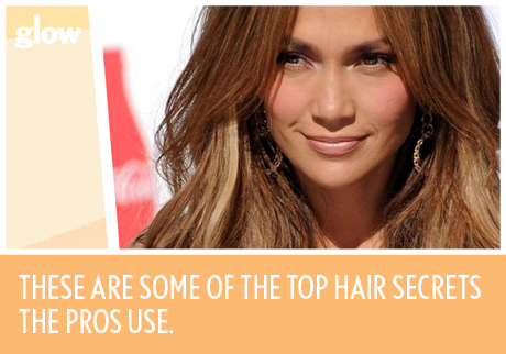 These are the hair secrets the pros use.