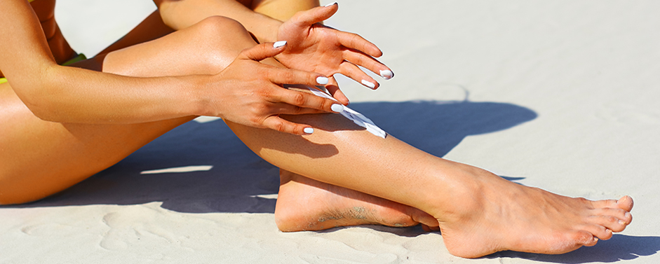 Say goodbye to any sunscreen doubts! We take a look at the barriers keeping you from wearing sunscreen-and give you the answers to solve it.