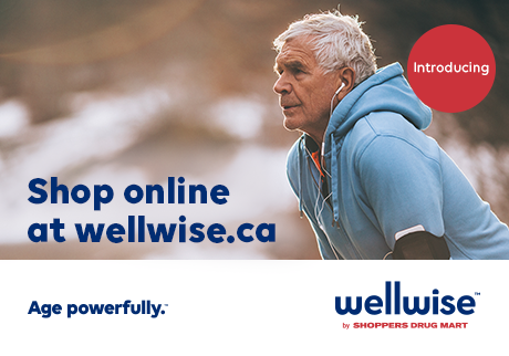 Shop Online at Wellwise.ca.