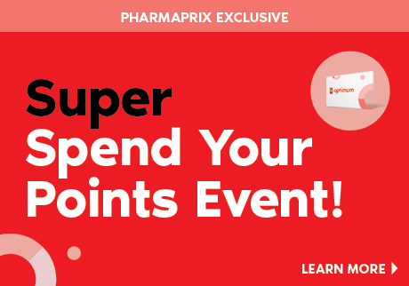Super Spend Your Points Event! Learn more >