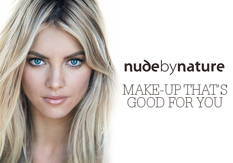 When something is good for us, we often think we have to make sacrifices. With Nude by Nature, there's no compromise.
