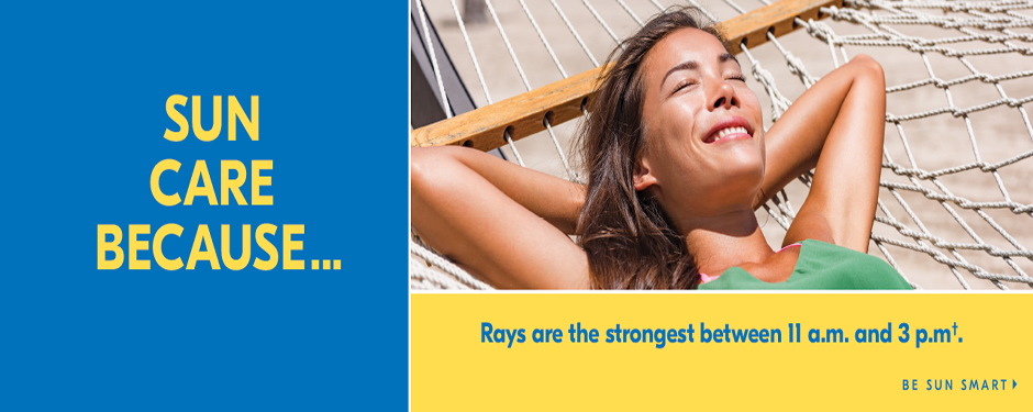 As summer comes to an end, UV rays keep going. Stock up on sun care and stay protected through summer and beyond.