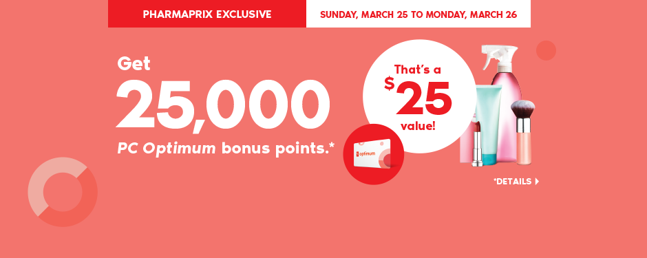 Get 25,000 bonus points