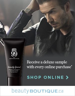 Get Your Groom On with House 99 Get a Seriously Groomed Beard & Hair Balm deluxe sample from House 99 when you shop beauty online