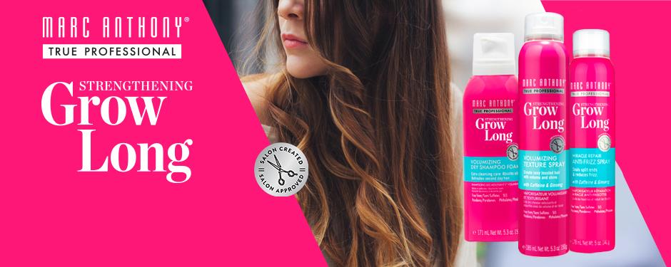 Pour des cheveux, plus longs, plus forts et d'apparence plus saine.