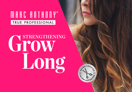 Strengthening Grow Long Collection. Anti-breakage Formula.