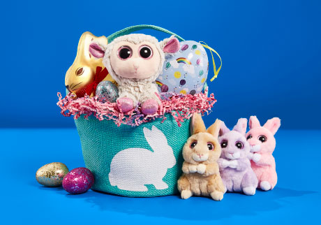 Hop down our Easter aisle and find something cuddly for every bunny.