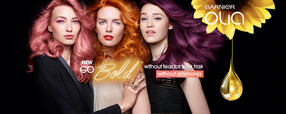 Go Bold without fear for your hair