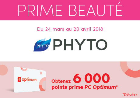 Obtenez 6 000 points prime PC Optimum*
