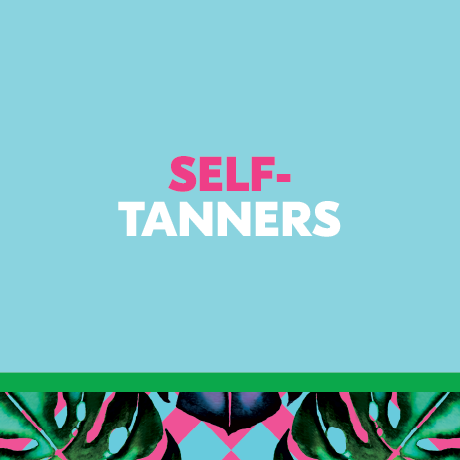 SELF-TANNERS