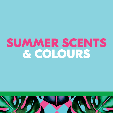 Summer Scents & Colours
