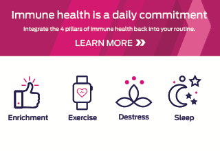 Back to reality: Your immune health matters