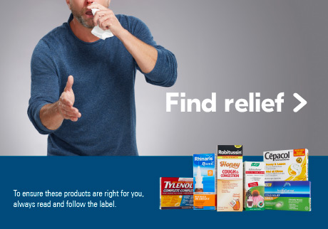 Find relief>