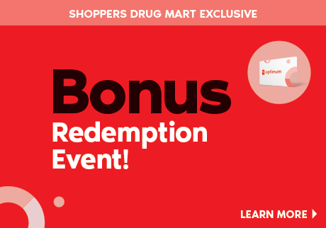 Bonus Redemption Event! Learn more>