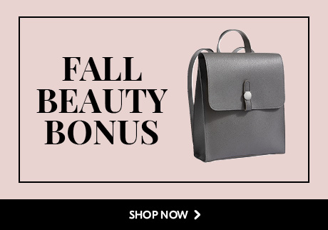 Fall Beauty Bonus Shop now>