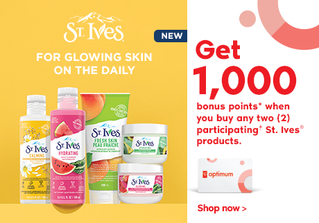 St. Ives®. FOR GLOWING SKIN ON THE DAILY