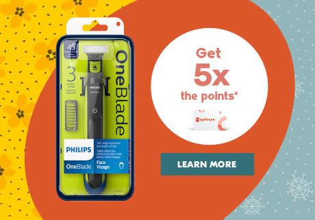 Get 5x the points*. Click to learn more.