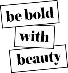 Be Bold with Beauty Logo