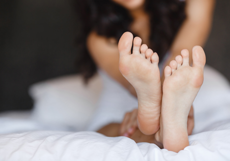 TLC tips for your tired feet