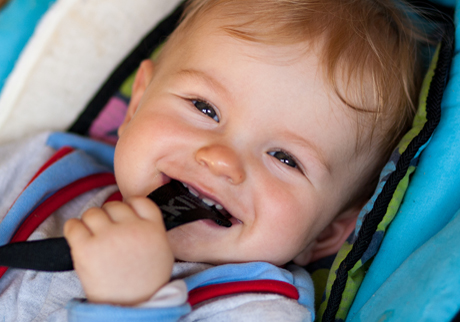 Teething tips and questions answered