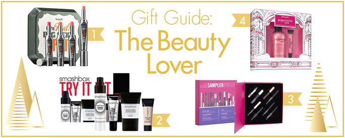 THE 4 BEST GET-GORGEOUS HOLIDAY GIFT SETS FOR THE BEAUTY LOVER ON YOUR LIST