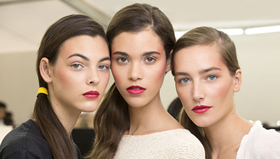 BEAUTY PREP SCHOOL: DRAPING MAKEUP TREND