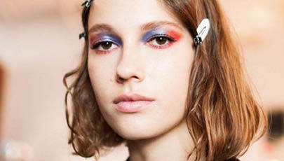 TREND TAKEOUT: PASTEL PINK WATERCOLOUR EYES