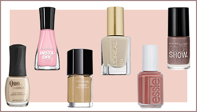 #CHICATSHOPPERS: FIND THE PERFECT NUDE POLISH FOR YOUR SKIN TONE