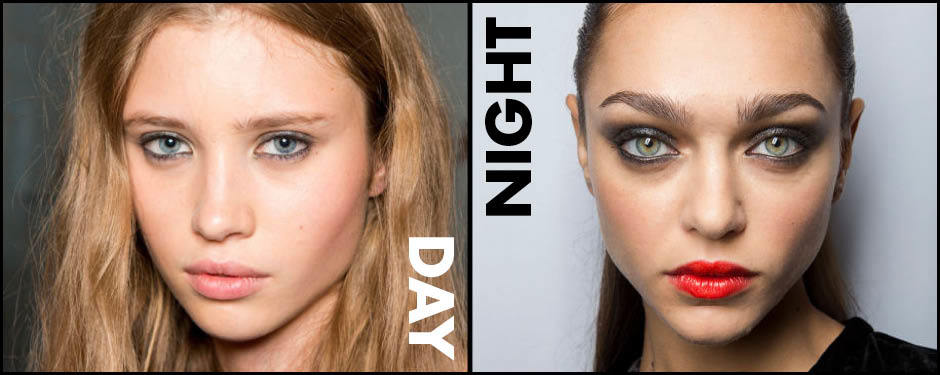BEAUTY PREP SCHOOL: HOW TO TAKE THE LIVED-IN LINER LOOK FROM DAY TO NIGHT