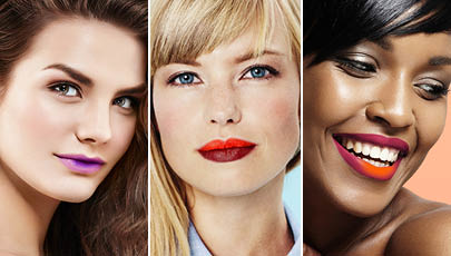 DOUBLE THE FUN: HOW TO WORK THE TWO-TONE LIP TREND THIS SUMMER