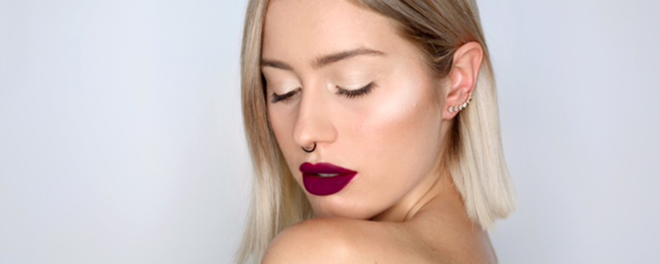 GET THE LOOK: BOLD MATTE LIPS