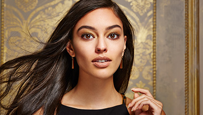 CHIC@SHOPPERS: METALLIC MAKEUP FOR YOUR SKINTONE