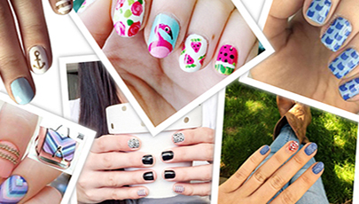7 COOL NAIL ART IDEAS FOR SUMMER
