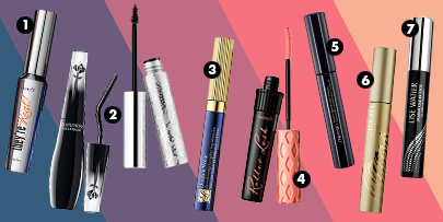 THE BEST MASCARA FOR YOUR LASH TYPE