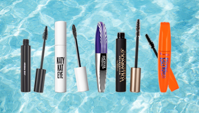 HIGH 5: WATERPROOF MASCARA PICKS UNDER $15