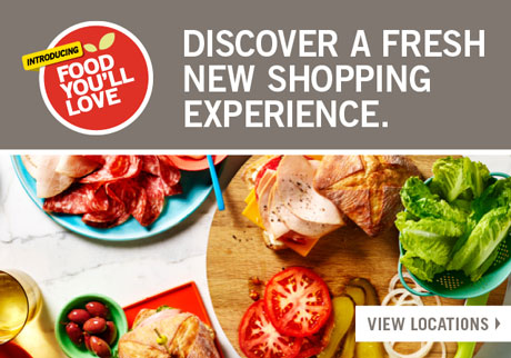 Discover a fresh new shopping experience.