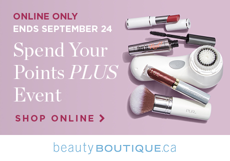 Spend Your Points PLUS!