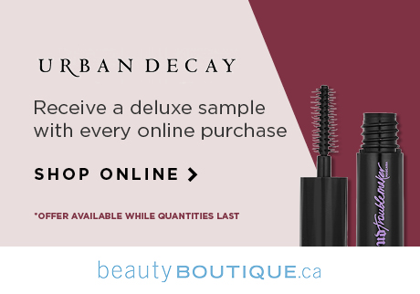 New from Urban Decay!