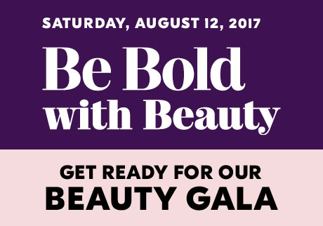 Be Bold with Beauty