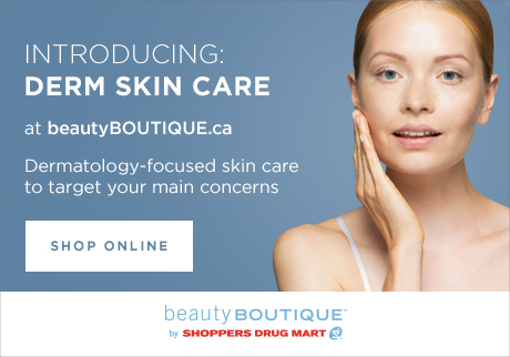 Now available online at beautyBOUTIQUE.ca!