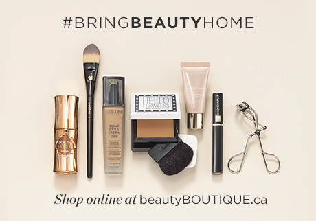 NEW! Spend Your Points Online. Find over 100 luxury brands at beautyBOUTIQUE.ca