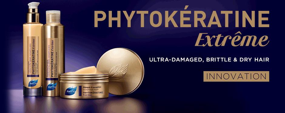 Phytokératine Extrême - Ultra-Damaged, Brittle & Dry hair