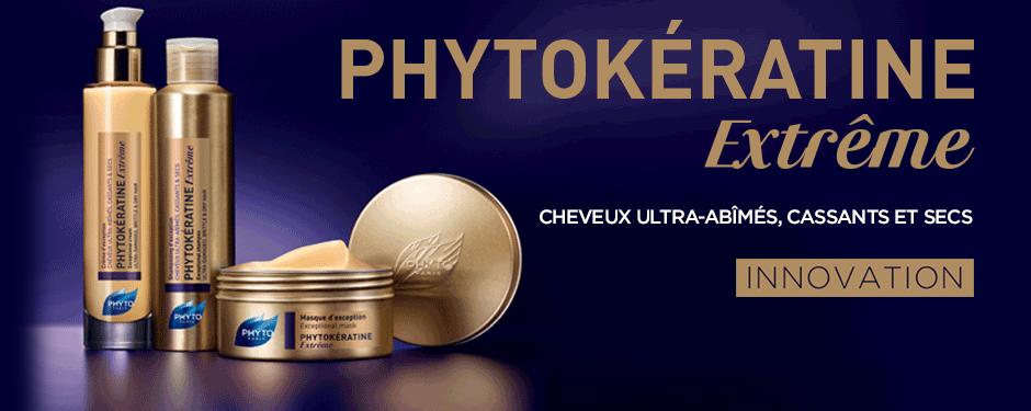 Phytokératine Extrême - Cheveux Ultra-Abîmés, Cassants et Secs