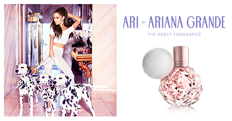 ARI by ARIANA GRANDE A luscious new fragrance. Exclusively at Pharmaprix.